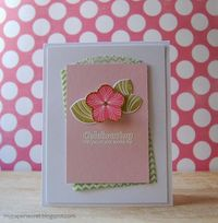 Celebrating With You Card by Cristina Kowalczyk for Papertrey Ink (December 2013)