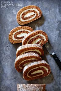 This pumpkin roll is the kind of classic dessert that deserves a spot in your traditional repertoire. It's a dessert that is simple in preparation and compositi