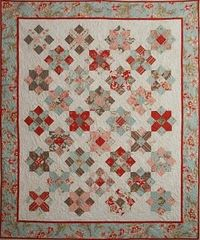 Crazy Old Ladies Quilts: Maison Bleue