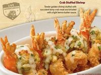 Crab Stuffed Shrimp Recipe from Outback Steakhouse