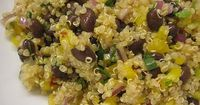 Quinoa Salad Is Healthy but Full of Satisfying Flavor