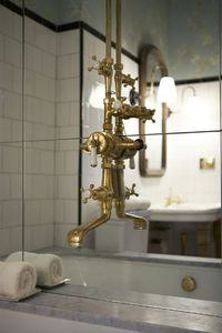 Brass Thermostatic Exposed Shower