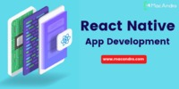 Being an expert in React Native App Development, MacAndro offers quality based app development services for all business verticals