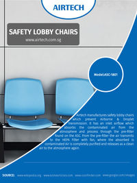Hospital Safety Lobby Chairs Supplier