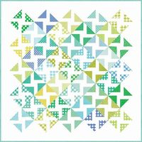 Ocean Breeze Quilt free pattern