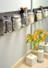 While mason jars are used to store jams, jellies and other random items, they can also be transformed into charming home decor. Check out...