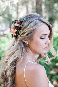 Unadorned hair is beautiful on its own, but headpieces can pull your entire wedding-day look together.