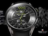 TAG Heuer Mikrotimer Flying 1000 Chronograph Review - Replica TAG Heuer Watches