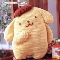 FREE Amigurumi Fat French Bunny Crochet Pattern and Tutorial