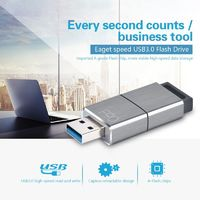 Eaget F90 USB 3.0 128GB Shockproof USB Flash Drive U Disk Pen Drive High Speed 5Gbps