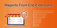 Front-end extensions play a very important role in defining user experience for your Magento powered online store. They engage the users and, ensure higher conversion rates.