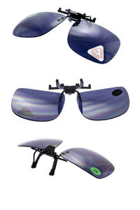 Clip on glasses for your normal day to day optical glasses.