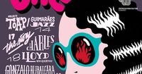 GUIMAR�ƒES JAZZ 2010 by Atelier Martinoña with the collaboration llustrators: Nebojsa Cvetkovic (characters) and Ana Rita Goulão (lettering).
