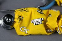 Stethoscope Cover - Georgia Tech Yellow Jackets $7.99