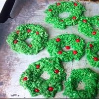 Christmas Wreaths Allrecipes.com, my brother use to make these when we were younger!