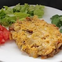 Easy Taco Casserole | It's the sort of dinner you can quickly whip together, and everyone will ask for more.