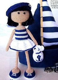 crochet dolls and crochet.