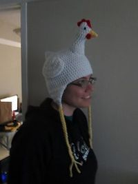 Seriously, who doesn't need this hat? Free Pattern by Emily R. Snyder