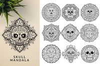 Mandala designs are immensely popular. Why spend hundreds of dollars on 10 different bundles when you can get 1300 unique mandala designs for a lot less?