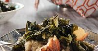 Get this all-star, easy-to-follow Collards recipe from Trisha Yearwood