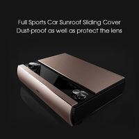 JMGO SA Ultra Short Throw Laser Projector 7000 Lumens Android 2GB+16GB Beamer 2.4GHz+5GHz WiFi Bluetooth4.0 3D Home Theater Prejector