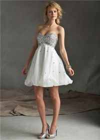 Beaded Short Prom Homecoming Dresses For Sale