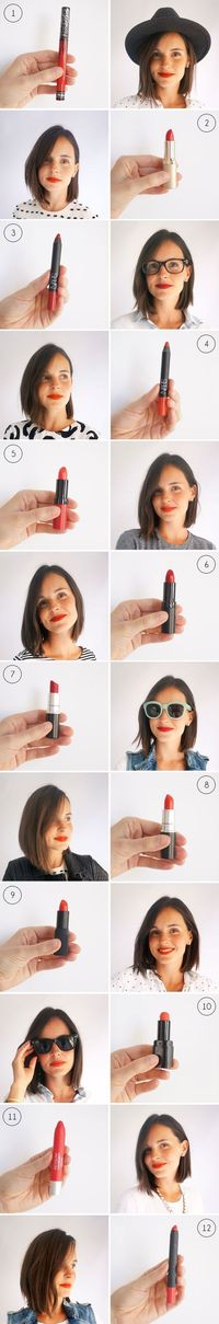 The BEST Red Lipsticks | Oh Happy Day! #lipstick #red #makeup