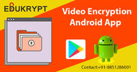 Get High Definition Video encryption android app at Edukrypt for Video lectures and tutorials. You can download Video encryption android app at Google play store and then use it. Know more call: +91-885-128-6001 or visit https://www.edukrypt.com/