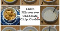 Made it. LOVED it! 1-Min Chocolate Chip Cookie in a Cup - Microwave Choc Chip Cookie Recipe