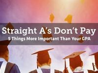 5 Things more important than your GPA.