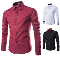 Long Sleeve Shirt - 3 Colors $20.00