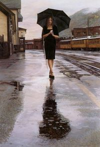 Paintings by Steve Hanks #2