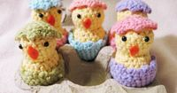 Spring Chickies! by CouldBeKim, via Flickr