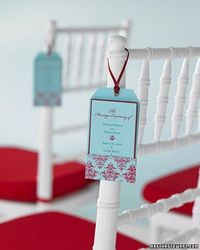 Whatever the location of your ceremony, be it indoors or outdoors, beach or temple, it will undoubtedly have an aisle and an altar. From monogram banners to han