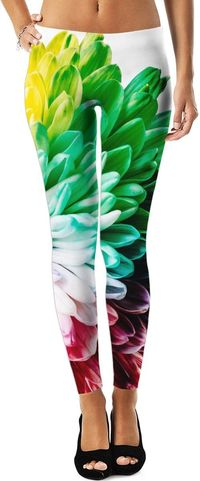 ROWL Flowerful Women's Leggings $42.00