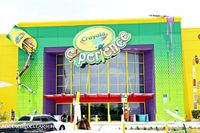 Visiting Florida with the kids? Checking out the Crayola Experience is a must! Here's 14 Colorful Reasons to Visit Crayola Experience Orlando