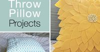 We all know it�€� throw pillows perk up a room fast and inexpensively. Bedroom, family room, even the porch! But I just took a look on a popular online site, and