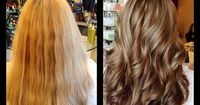 THIS!!!! Dark Blonde Hair With Caramel Highlights Cool