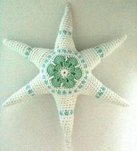 crochet - free pattern http://www.ravelry.com/patterns/library/hexagons-are-my-stars-tutorial