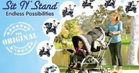 BabyTrend.COM - Sit N' Stand®