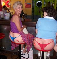 These are chairs...looks real. Too funny!