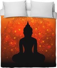 ROB Meditation Duvet Cover $120.00
