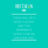 Happy Wednesday! Get an Amazing 20% Discount with Hectacon (https://www.hectacon.com/) in this Special Week.