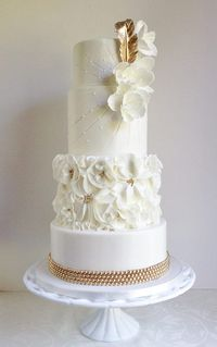 wedding anniversary parties, feather cake and wedding cakes.