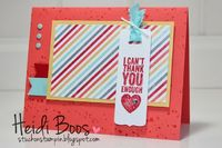 Stylin' Stampin' Squad Blog Hop - bundle up!