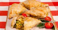 Turkey Turnovers I'm making these with my leftover turkey!