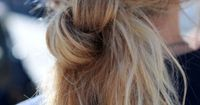 knot pony, for when my hair grows back!