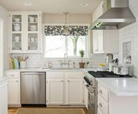 Cottage Kitchens Design Ideas, Pictures, Remodel and Decor