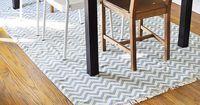 Another DIY fabric rug