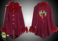 One Piece Bartolomeo Cosplay Costume for Sale